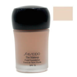 Тональный крем Shiseido -  Fluid Foundation №B40 Natural Fair Beige